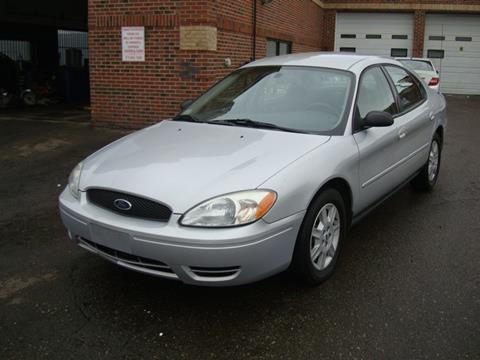 2006 Ford Taurus for sale in Detroit, MI