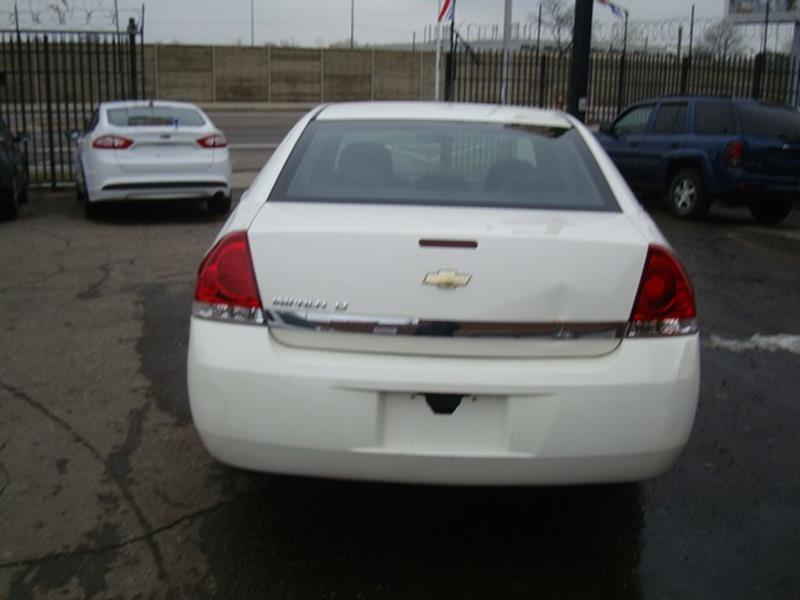 2009 Chevrolet Impala LT 4dr Sedan - Detroit MI