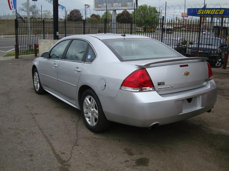 2013 Chevrolet Impala LT Fleet 4dr Sedan - Detroit MI
