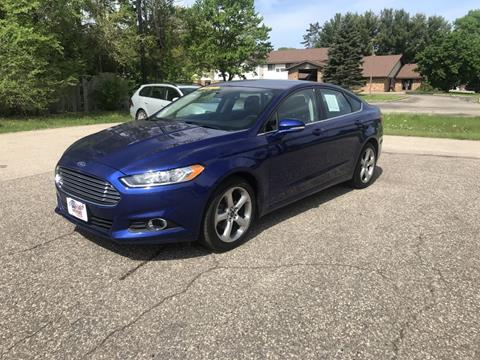 2016 Ford Fusion for sale in Wautoma, WI
