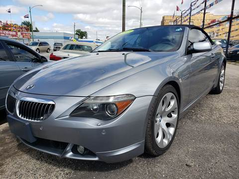 2005 BMW 6 Series For Sale In Chicago IL