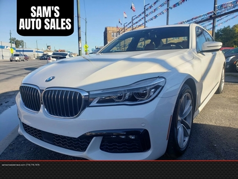 83 2017 Bmw 7 Series Inside New Used Bmw 7 Series Cars For Sale