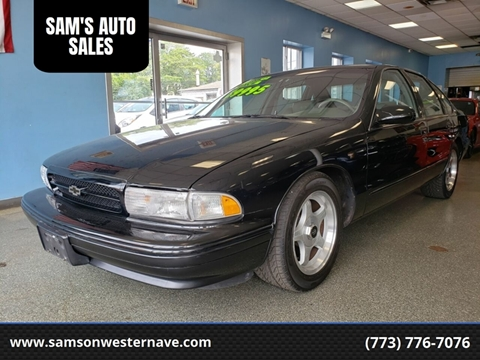 1995 Chevrolet Caprice for sale in Chicago, IL