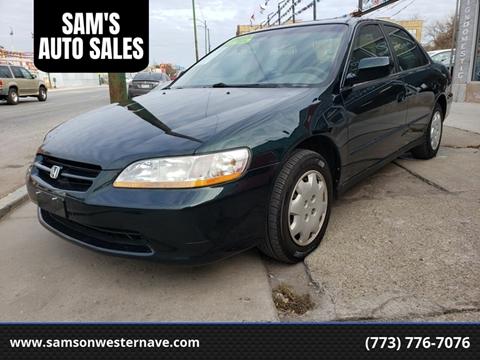 1999 Honda Accord for sale in Chicago, IL