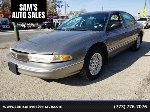 used 1996 chrysler lhs for sale in florida carsforsale com carsforsale com