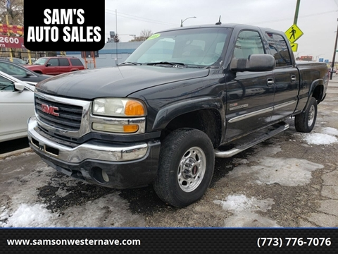 2003 GMC Sierra 2500HD for sale in Chicago, IL