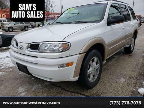 oldsmobile bravada for sale in chicago il sam s auto sales sam s auto sales