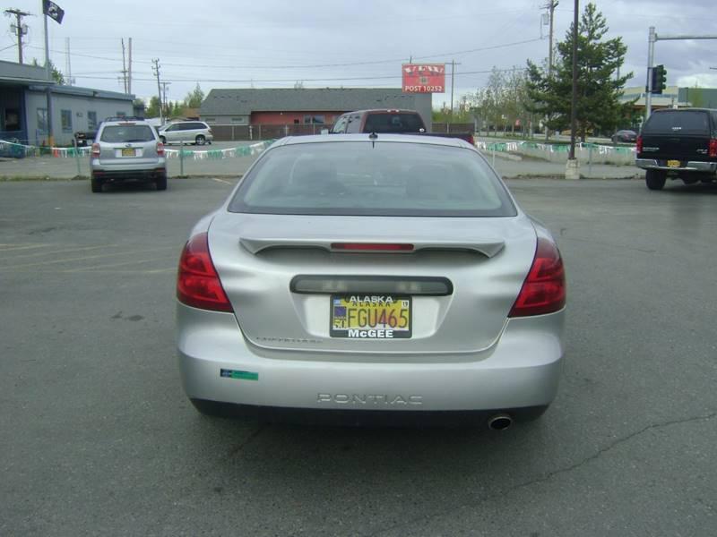 2008 Pontiac Grand Prix 4dr Sedan - Anchorage AK