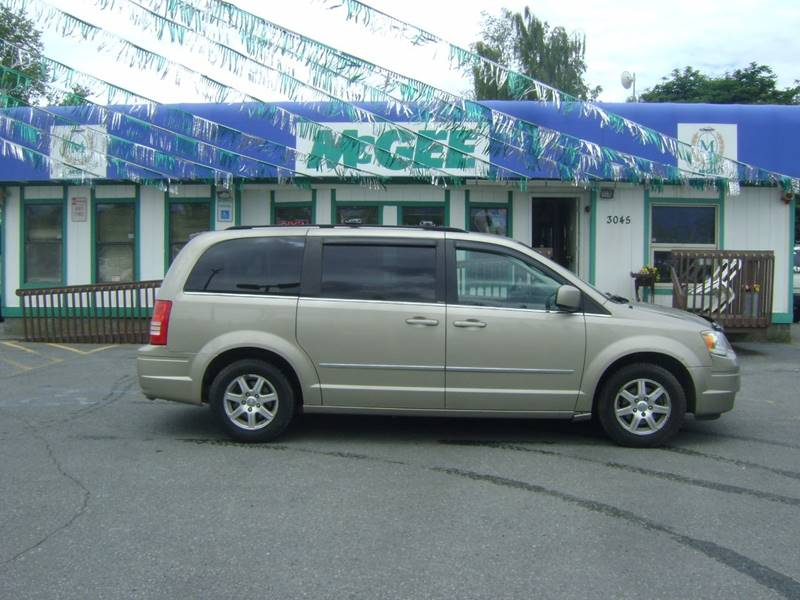2009 Chrysler Town and Country Touring Mini-Van 4dr - Anchorage AK