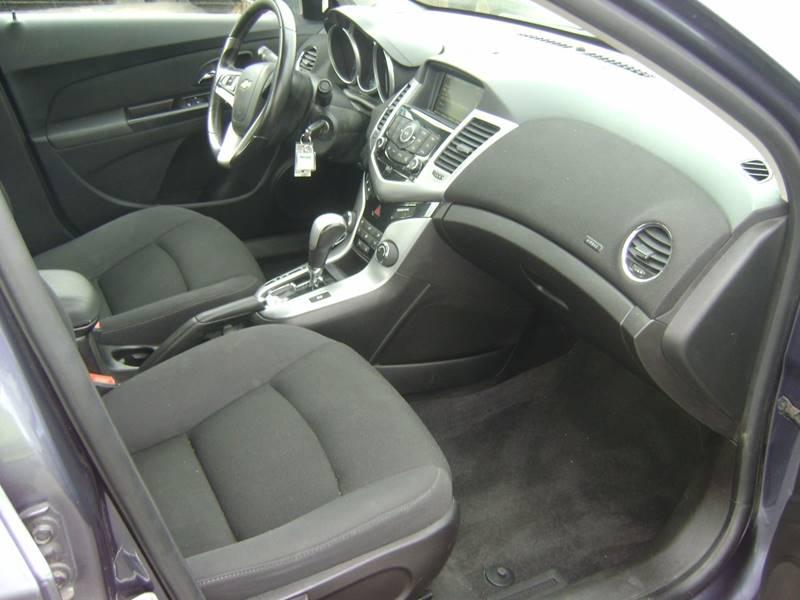 2013 Chevrolet Cruze 1LT Auto 4dr Sedan w/1SD - Anchorage AK