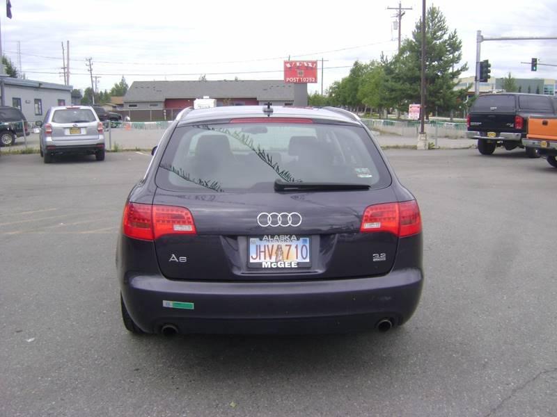 2006 Audi A6 AWD 3.2 Avant quattro 4dr Wagon - Anchorage AK