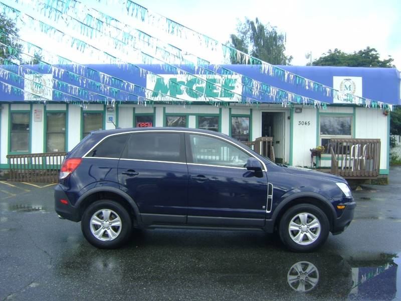 2008 Saturn Vue AWD XE-V6 4dr SUV - Anchorage AK