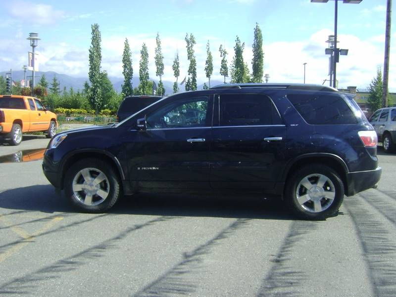 2008 GMC Acadia AWD SLT-2 4dr SUV - Anchorage AK