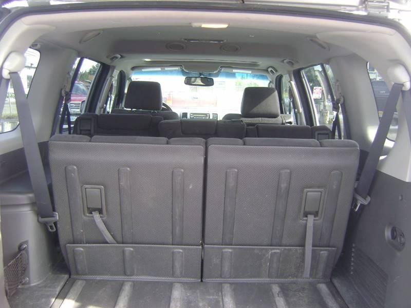 2007 Nissan Pathfinder SE 4dr SUV 4WD - Anchorage AK