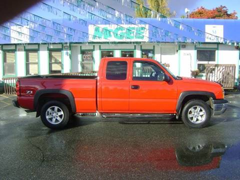2005 Chevrolet Silverado 1500 for sale in Anchorage, AK