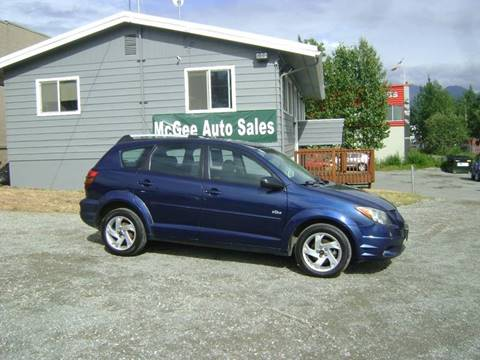 2004 Pontiac Vibe for sale in Anchorage, AK