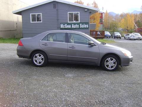 2006 Honda Accord for sale in Anchorage, AK