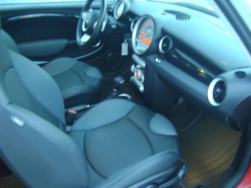 2010 MINI Cooper S 2dr Hatchback - Anchorage AK