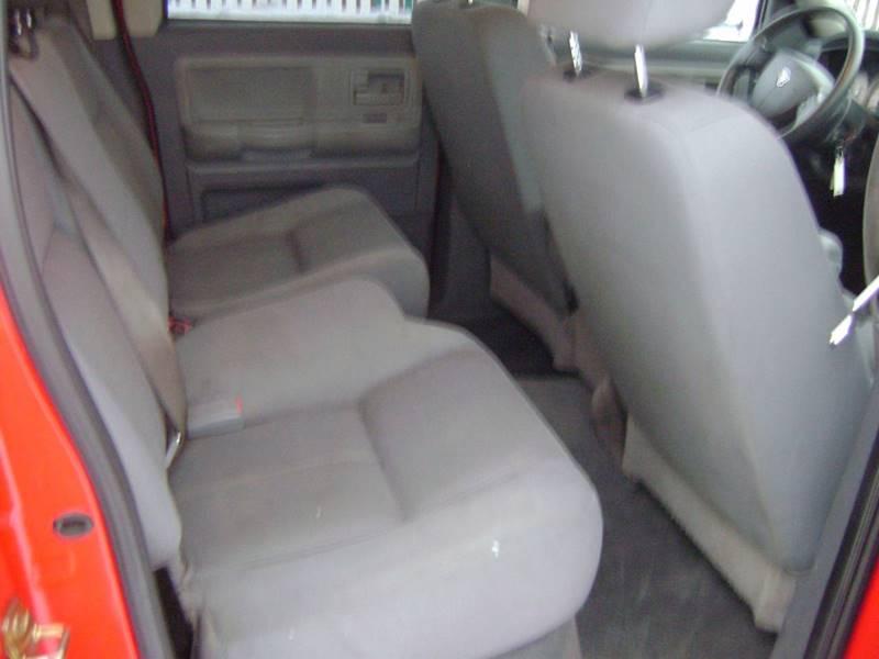 2005 Dodge Dakota 4dr Quad Cab SLT 4WD SB - Anchorage AK