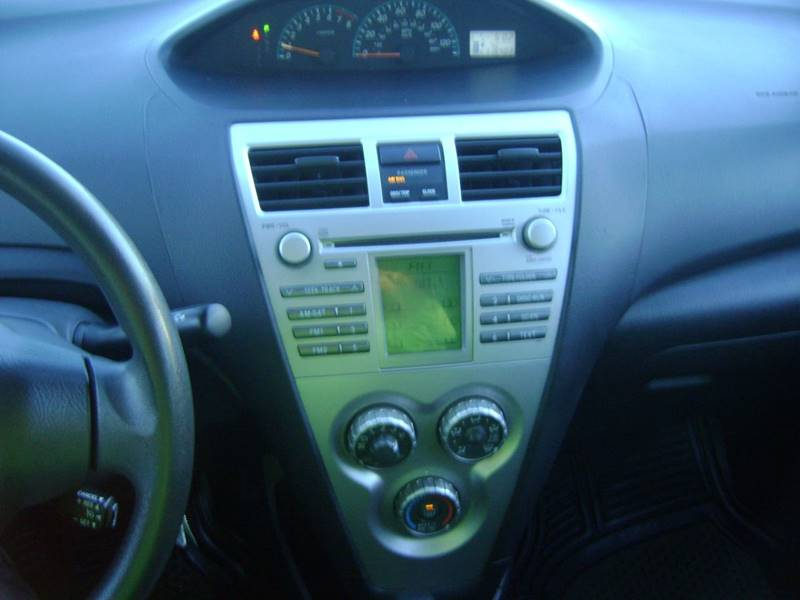 2010 Toyota Yaris 4dr Sedan 4A - Anchorage AK