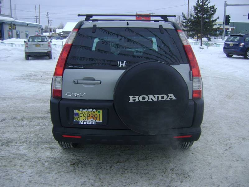 2006 Honda CR-V AWD EX 4dr SUV w/Automatic - Anchorage AK
