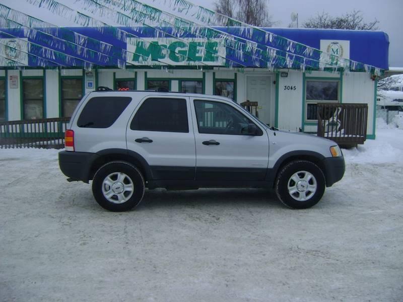 2002 Ford Escape XLT Choice 4WD 4dr SUV - Anchorage AK