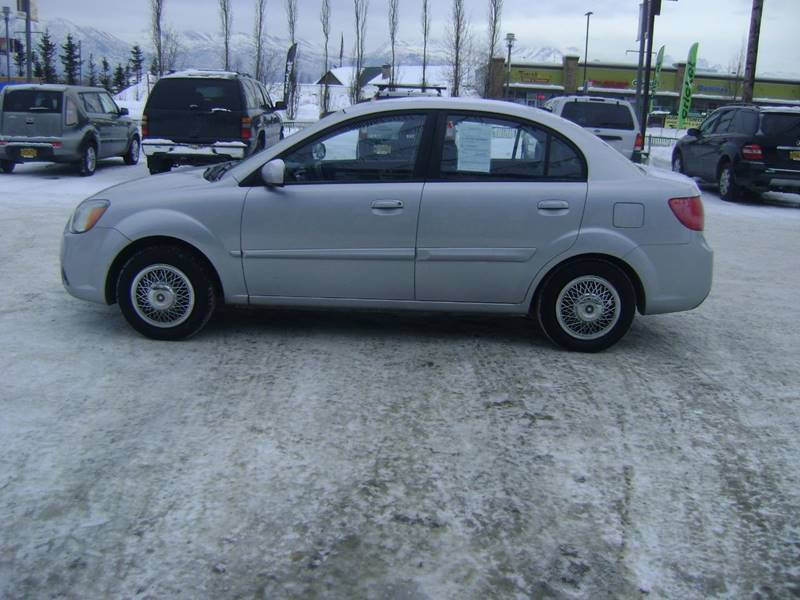 2010 Kia Rio LX 4dr Sedan 4A - Anchorage AK
