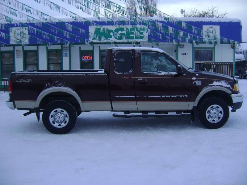 2000 Ford F-150 4dr Lariat 4WD Extended Cab SB - Anchorage AK
