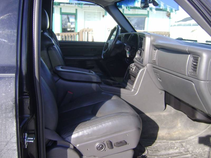 2004 Chevrolet Silverado 1500 4dr Crew Cab Z71 4WD SB - Anchorage AK