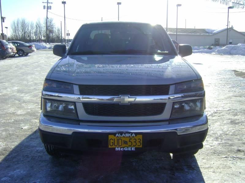 2005 Chevrolet Colorado  - Anchorage AK