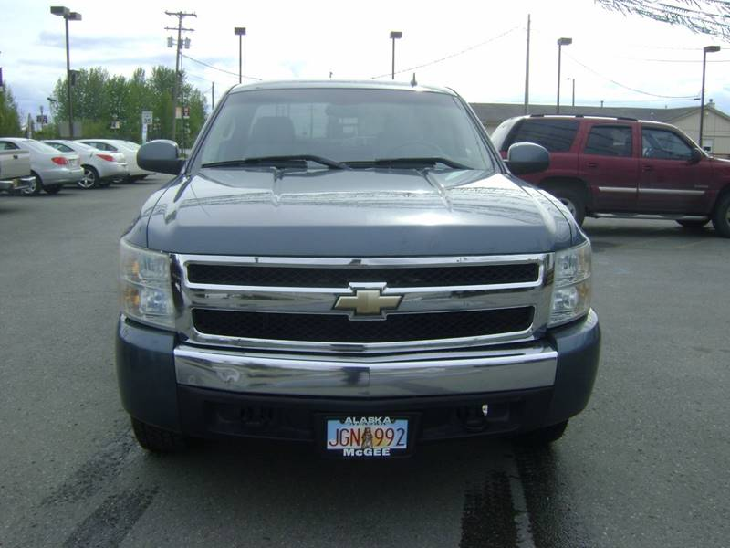 2008 Chevrolet Silverado 1500  - Anchorage AK