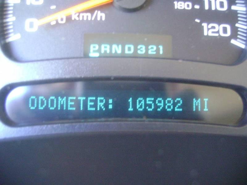 2004 Chevrolet Tahoe  - Anchorage AK
