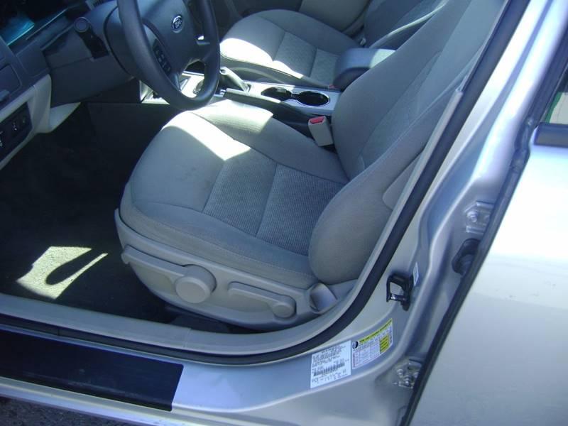 2010 Ford Fusion S 4dr Sedan - Anchorage AK