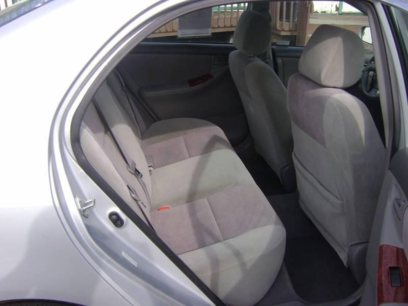 2007 Toyota Corolla  - Anchorage AK