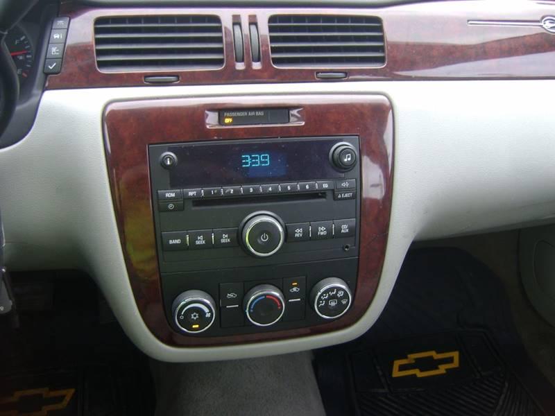 2008 Chevrolet Impala LS 4dr Sedan - Anchorage AK