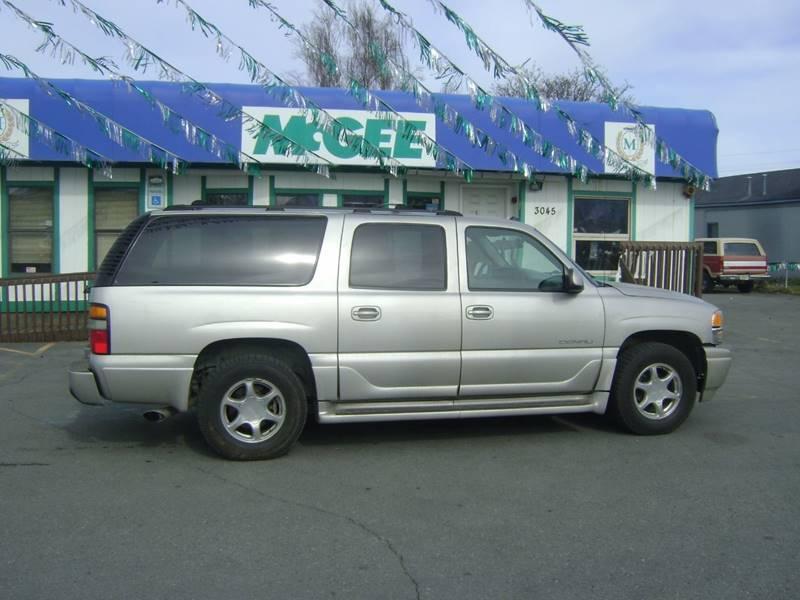 2004 GMC Yukon XL AWD Denali 4dr SUV - Anchorage AK