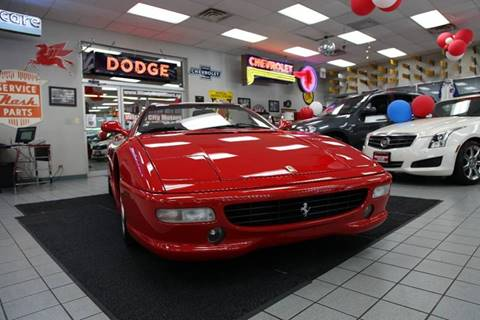 1999 Ferrari F355 for sale in Chicago, IL
