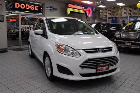 2014 Ford C-MAX Hybrid for sale in Chicago, IL