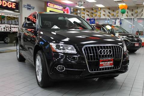 2014 Audi Q5 for sale in Chicago, IL