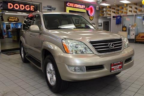 2004 Lexus GX 470 for sale in Chicago, IL