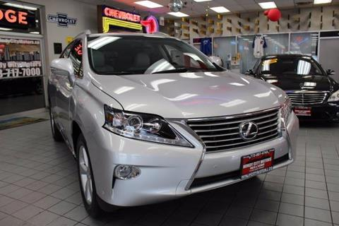 2013 Lexus RX 350 for sale in Chicago, IL