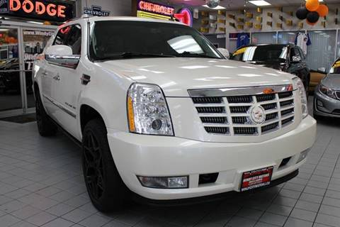 2010 Cadillac Escalade EXT for sale in Chicago, IL
