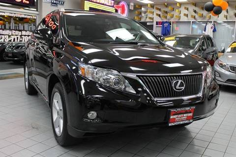 2012 Lexus RX 350 for sale in Chicago, IL