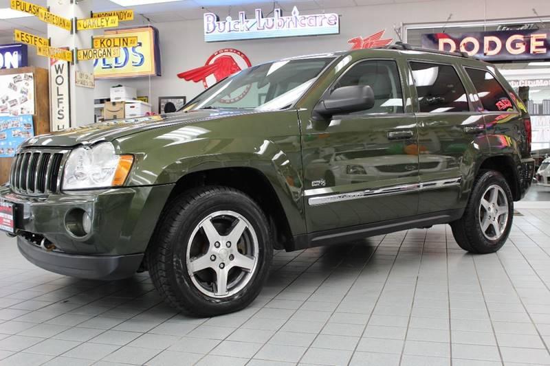 2006 Jeep Grand Cherokee Laredo 4dr Suv 4wd In Chicago Il