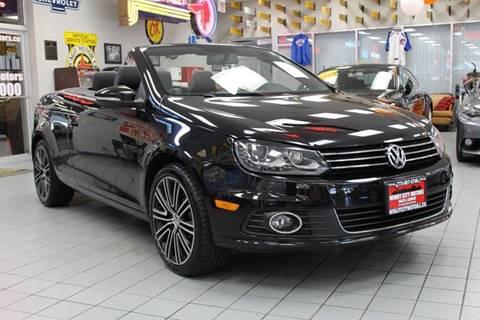 2013 Volkswagen Eos 41,937 Miles Special $16,850