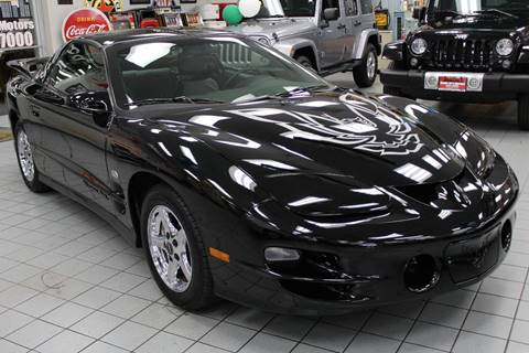 2002 Pontiac Firebird for sale in Chicago, IL