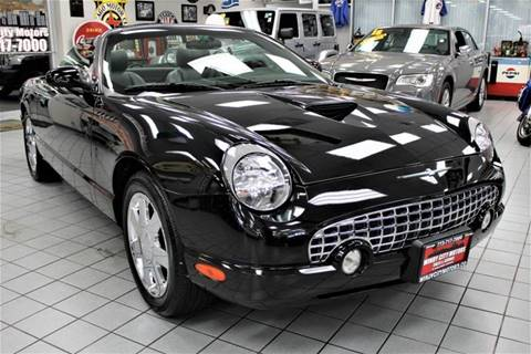 2002 Ford Thunderbird for sale in Chicago, IL