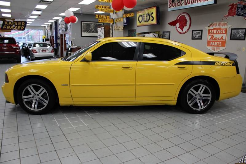2006 Dodge Charger Rt 4dr Sedan In Chicago Il Windy City