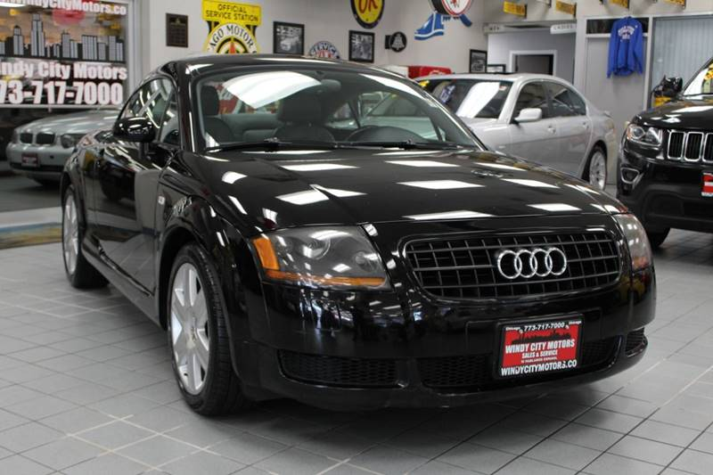 Audi Tt Hp Dr Hatchback In Chicago IL Windy City Motors - 2006 audi tt
