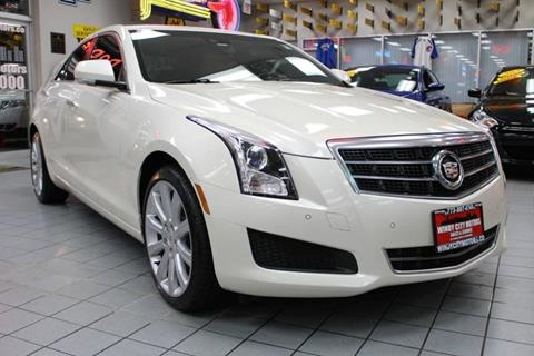 cadillac ats for sale in chicago il. Black Bedroom Furniture Sets. Home Design Ideas